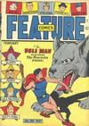 Cover for Feature Comics (Quality Comics, 1939 series) #95