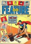 Cover for Feature Comics (Quality Comics, 1939 series) #97