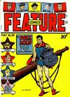Cover for Feature Comics (Quality Comics, 1939 series) #98
