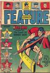 Cover for Feature Comics (Quality Comics, 1939 series) #101