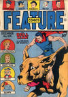 Cover for Feature Comics (Quality Comics, 1939 series) #105