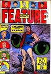 Cover for Feature Comics (Quality Comics, 1939 series) #108