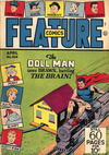 Cover for Feature Comics (Quality Comics, 1939 series) #109