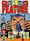 Cover for Feature Comics (Quality Comics, 1939 series) #110