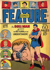Cover for Feature Comics (Quality Comics, 1939 series) #111