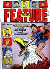 Cover for Feature Comics (Quality Comics, 1939 series) #112