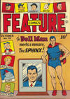 Cover for Feature Comics (Quality Comics, 1939 series) #115