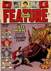 Cover for Feature Comics (Quality Comics, 1939 series) #119