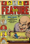 Cover for Feature Comics (Quality Comics, 1939 series) #123