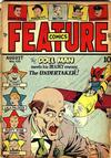 Cover for Feature Comics (Quality Comics, 1939 series) #125