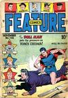 Cover for Feature Comics (Quality Comics, 1939 series) #128