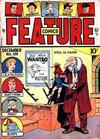 Cover for Feature Comics (Quality Comics, 1939 series) #129