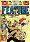 Cover for Feature Comics (Quality Comics, 1939 series) #130