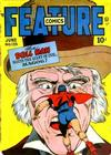 Cover for Feature Comics (Quality Comics, 1939 series) #135