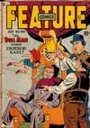 Cover for Feature Comics (Quality Comics, 1939 series) #136