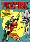 Cover for Feature Comics (Quality Comics, 1939 series) #140