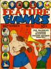 Cover for Feature Funnies (Quality Comics, 1937 series) #12