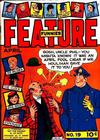 Cover for Feature Funnies (Quality Comics, 1937 series) #19