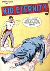 Cover for Kid Eternity (Quality Comics, 1946 series) #1