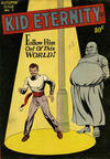 Cover for Kid Eternity (Quality Comics, 1946 series) #3