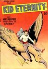 Cover for Kid Eternity (Quality Comics, 1946 series) #9