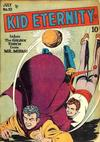 Cover for Kid Eternity (Quality Comics, 1946 series) #10