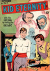 Cover for Kid Eternity (Quality Comics, 1946 series) #11