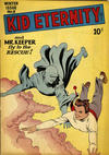 Cover for Kid Eternity (Quality Comics, 1946 series) #8