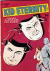 Cover for Kid Eternity (Quality Comics, 1946 series) #18
