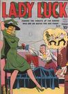 Cover for Lady Luck (Quality Comics, 1949 series) #87