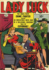 Cover for Lady Luck (Quality Comics, 1949 series) #90