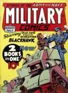 Cover for Military Comics (Quality Comics, 1941 series) #1