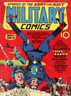Cover for Military Comics (Quality Comics, 1941 series) #4