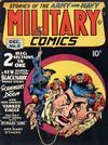 Cover for Military Comics (Quality Comics, 1941 series) #5