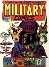 Cover for Military Comics (Quality Comics, 1941 series) #9