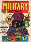 Cover for Military Comics (Quality Comics, 1941 series) #9