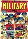 Cover for Military Comics (Quality Comics, 1941 series) #12