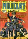 Cover for Military Comics (Quality Comics, 1941 series) #13