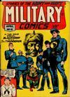 Cover for Military Comics (Quality Comics, 1941 series) #18
