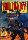 Cover for Military Comics (Quality Comics, 1941 series) #19