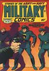 Cover for Military Comics (Quality Comics, 1941 series) #22