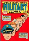 Cover for Military Comics (Quality Comics, 1941 series) #35
