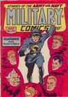 Cover for Military Comics (Quality Comics, 1941 series) #40
