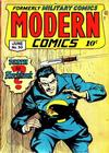 Cover for Modern Comics (Quality Comics, 1945 series) #50