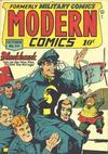 Cover for Modern Comics (Quality Comics, 1945 series) #54