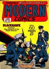 Cover for Modern Comics (Quality Comics, 1945 series) #62