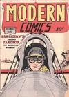 Cover for Modern Comics (Quality Comics, 1945 series) #92