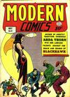 Cover for Modern Comics (Quality Comics, 1945 series) #97