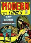 Cover for Modern Comics (Quality Comics, 1945 series) #99