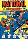Cover for National Comics (Quality Comics, 1940 series) #1